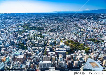 《神奈川県》横浜・住宅街《富士山もみえます》 45177097