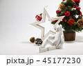 クリスマス メリークリスマス 冬の写真 45177230