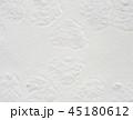 模様が入った白いすき紙のテクスチャー 45180612