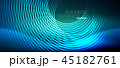 ネオン 円 丸のイラスト 45182761