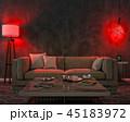 インテリア ライト 光のイラスト 45183972