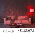 インテリア ライト 光のイラスト 45183978