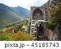 城塞 とりで 要塞の写真 45185743
