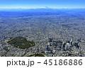 新宿副都心と富士山/広域空撮、2018撮影 45186886