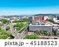 都市 都会 ビルの写真 45188523