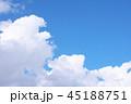 青空と雲(11月) 45188751