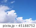 青空と雲(11月) 45188752