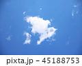 青空と雲(11月) 45188753