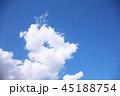 青空と雲(11月) 45188754