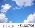 青空と雲(11月) 45188756
