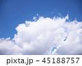 青空と雲(11月) 45188757