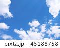 青空と雲(11月) 45188758