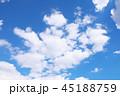 青空と雲(11月) 45188759
