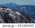 山 大山 風景の写真 45190405