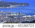 小樽市 小樽港 展望の写真 45190723