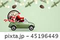 クリスマス xマス 車の写真 45196449