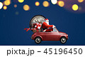 クリスマス 車 自動車の写真 45196450