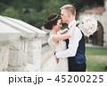 新婦 花嫁 ウェディングの写真 45200225