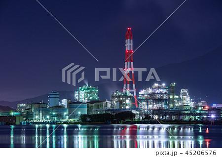 北九州のプラント夜景 45206576