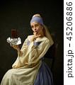 コスチューム 衣装 女の写真 45206886