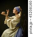 ドレス 洋服 女性の写真 45208160