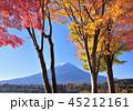 富士山 山 世界文化遺産の写真 45212161