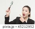 女 女の人 女性の写真 45212952