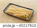 数の子 魚卵 おせち料理の写真 45217813
