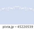 蔦模様のクラシックな背景素材 45220539