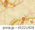 美しい和紙 45221928