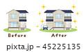 増築 住宅 リフォームのイラスト 45225135