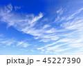 空 雲 青空の写真 45227390