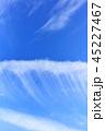 空 雲 青空の写真 45227467