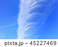 空 雲 青空の写真 45227469