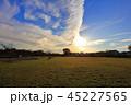 晴れ 風景 秋の写真 45227565