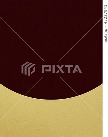 背景-金箔-和-和風-和柄-赤-えんじ色 45227941