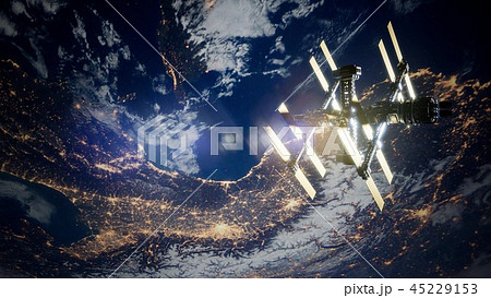 International Space Station 45229153