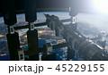 地球 軌道 シャトルのイラスト 45229155