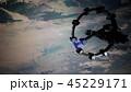 地球 軌道 衛星のイラスト 45229171