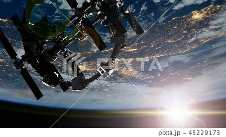 International Space Station 45229173