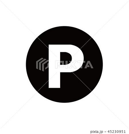 駐輪場 マーク cad