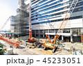 マンション・ビルの建設現場 45233051