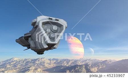 宇宙船 45233907