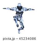 CG ロボット SFのイラスト 45234086