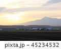 北海道 斜里岳 風景の写真 45234532