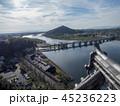 風景 犬山市 犬山の写真 45236223