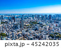 アジア 都市風景 ビルの写真 45242035