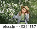 ポートレート 子 子供の写真 45244537