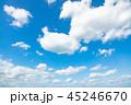 青空 空 雲の写真 45246670