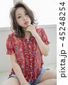 女性 女の子 人物の写真 45248254